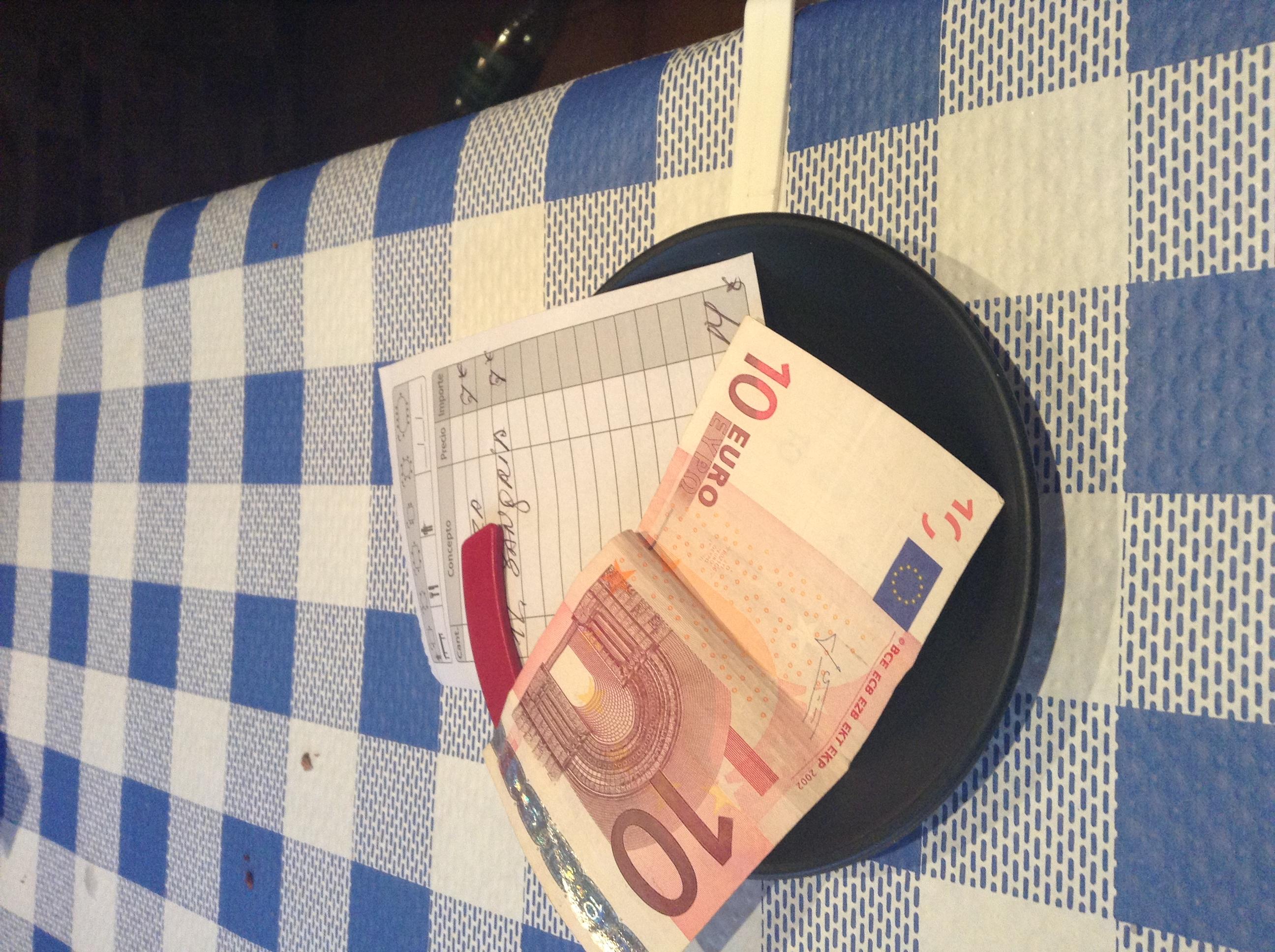 Euro, Change Image