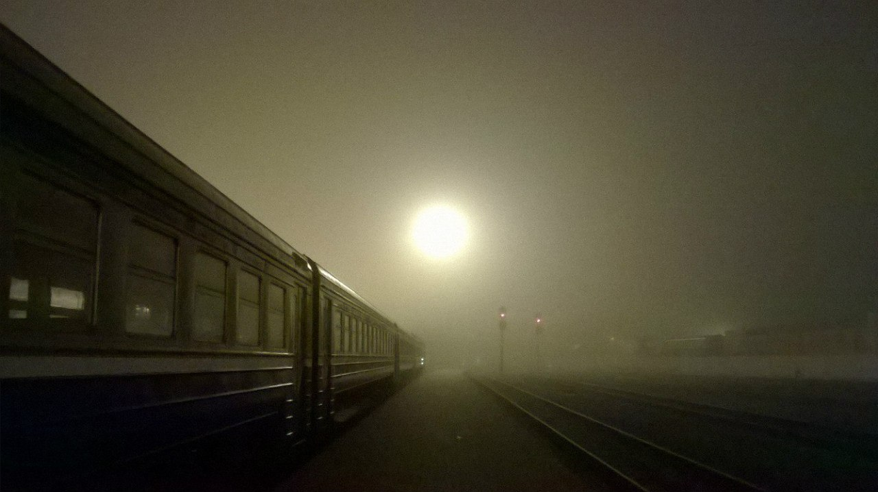 Last train Image