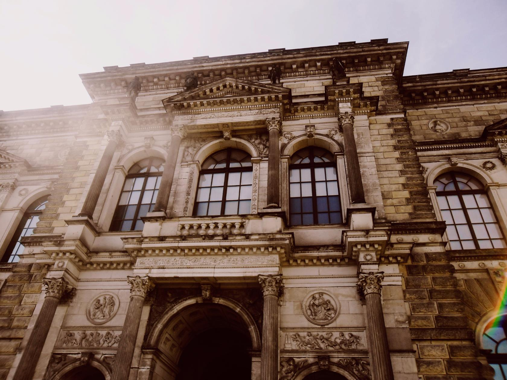 Dresden picture gallery Image